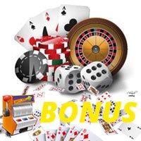 types de jeux et bonus